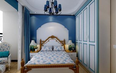 衣柜加盟之整体卧室定制