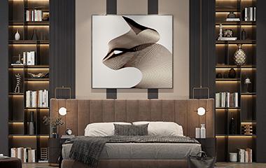 百伦系列-卧室定制