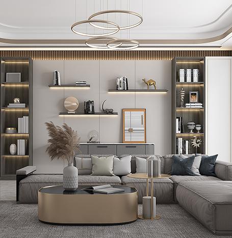 全屋定制家具客厅定制、客厅定制家具、客厅家具定制